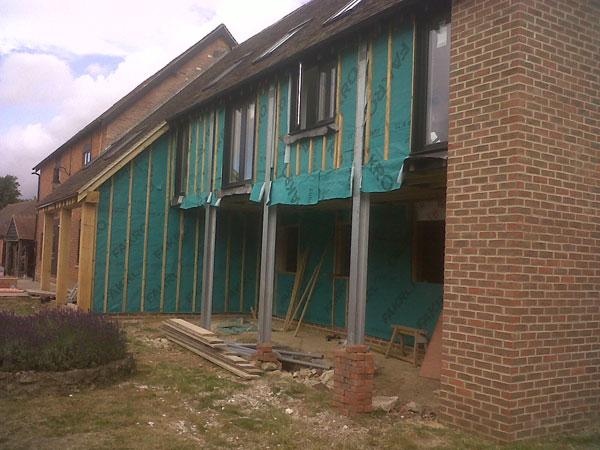 2 Storey Office Building Yalding Kent Lesters Builders